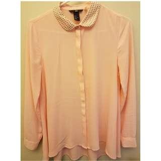 Pink Blush Blouse (Lana del rey collection)