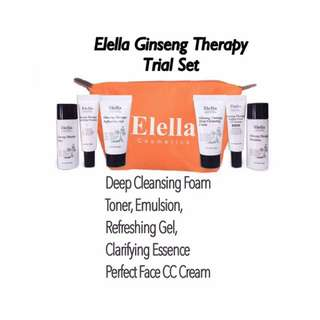 Elella Ginseng Therapy