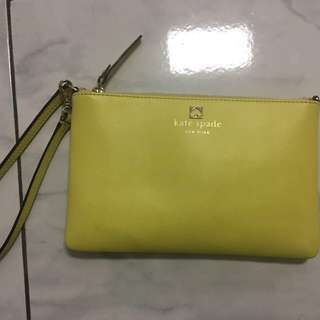 Kate Spade Wristlet Lemon 🍋 Collection