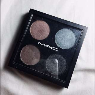 Mac Eyeshadows Palette