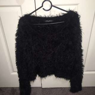 Fur jumper