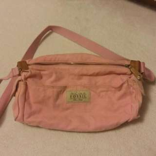 Fossil: Pink Bag