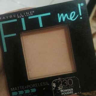 Maybelline Fit Me 230