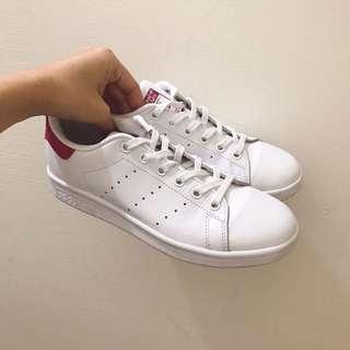 Adidas 休閒鞋 Stan smith 復古