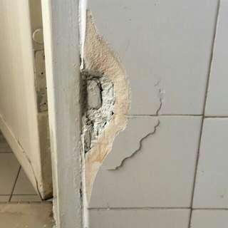 Tiles Repair Services