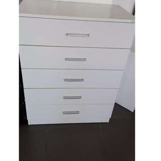 Brand New 5 Drawers Tallboy for Sale!!!