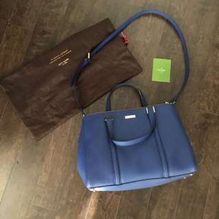 AUTHENTIC Large Kate Spade Newbury Lane Cadene