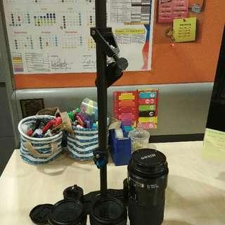 Combo Lens + Flycam