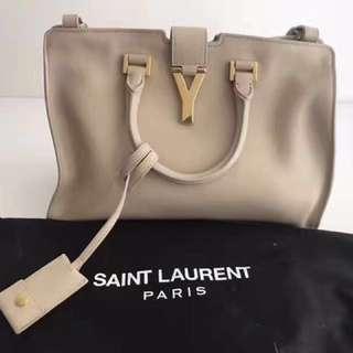 YSL cabas handbag