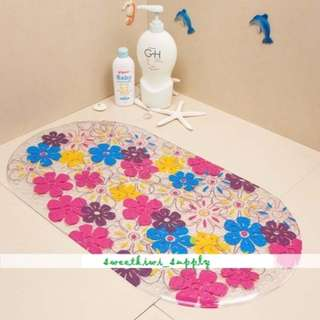 PVC Waterproof bathroom Non-slip mat