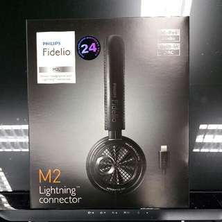 Philips m2l lightning headphone