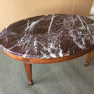 Real Heavy Marble tables