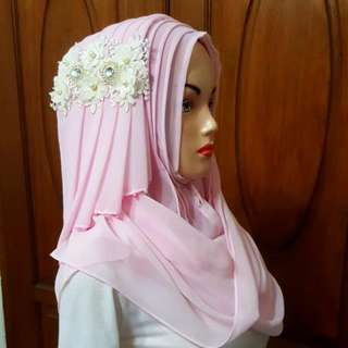 Hijab Instan Pesta