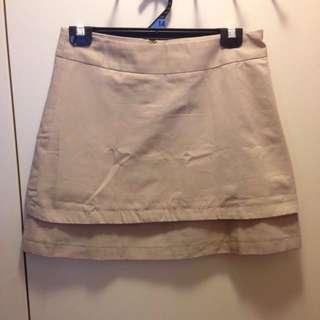Brand New Double Skirt