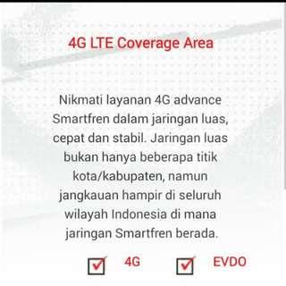 Smartfreen 4G LTE Mifi, Hp, Kartu Kuota Internet