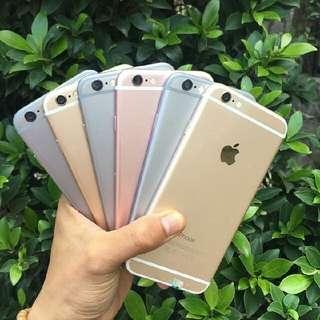 Iphone 6&6s Eks Inter Bisa Silent