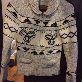 TNA Knit Sweater- Size XS