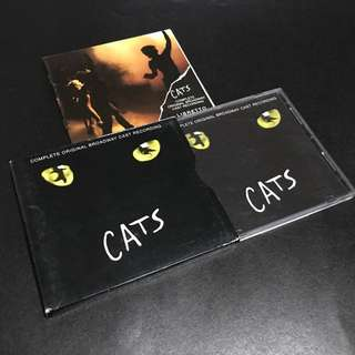 CATS Complete Original Broadway Cast Recording