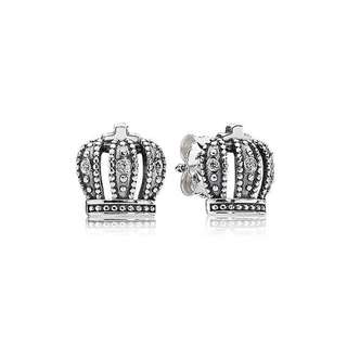 PANDORA Earrings (Royal Crown Stud)