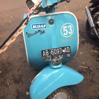 Bajaj deluxe 150cc