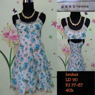 Sale Dress Axes Famme