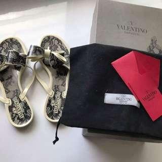 Valentino Jelly Sandals