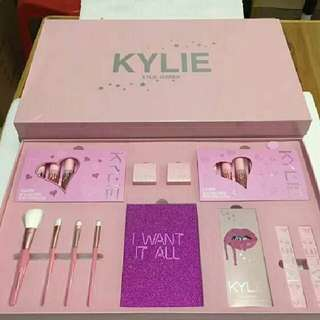 KYLIE I WANT IT ALL SET