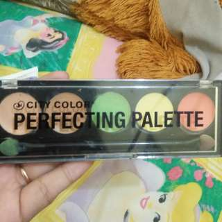 City Color Perfecting Palette