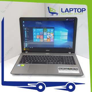 ACER Aspire F15 F5-573G [Preowned]