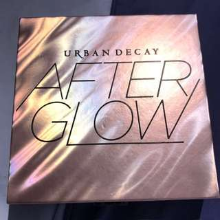 Urban Decay After Glow Highlighting Palette