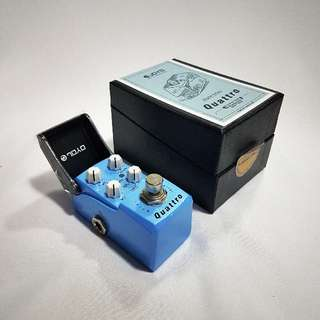JOYO (Quattro) digital delay