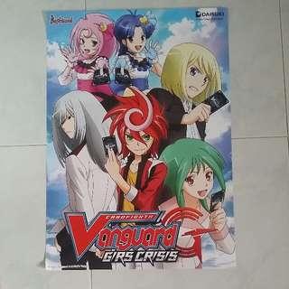 Vanguard Cardfight!! A2 Poster