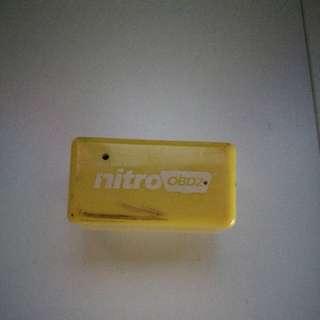 Nitro OBD2 OBD Jimat Minyak