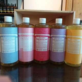 Dr Bronners Pure Castile Soap