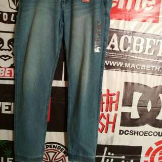Jogger Pants Denim Hush Puppies Original Size 32