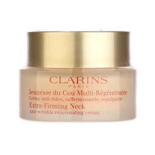 Clarins Extra-Firming Neck Anti-Wrinkle Rejuvenating Cream 1.6oz/50ml