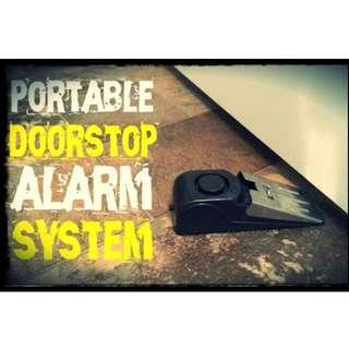 -Yunik- Door Stop Alarm