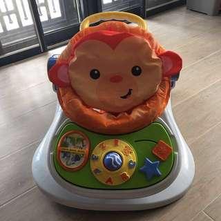 費雪四合一小猴子歡樂園