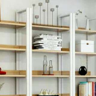 書櫃 書架 180cm高x 長60cm x濶30cm