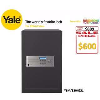 Yale Certified Professional Safe Box - YSM/520/EG1