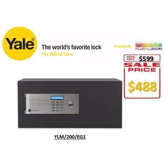 Yale Certified Laptop Safe Box - YLM/200/EG