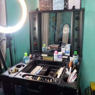 Makeup Traincase XL size