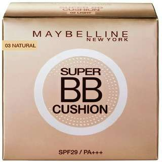 Maybelline BB Cushion In Natural
