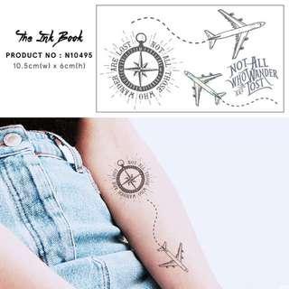 Temporary tattoo ( new Design )