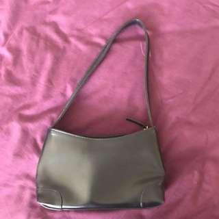Black 90's vintage mini purse