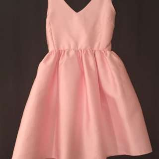 Cotton Candy Chelsea Flirt Dress - medium