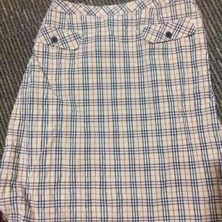 Burberry A Cut - Teens Skirt