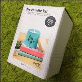 Do-It-Yourself Candle Kit by Typo