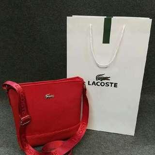 lacoste (Sling Bag)