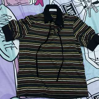 COLOURFUL STRIPED SHIRT